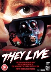 They Live (Están Vivos) (1988)