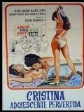 Cristina Adolescente Pervertida - 1971