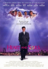 Heart And Souls (Corazones Y Almas) poster