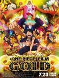 One Piece Film Gold - 2016