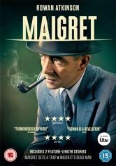 Maigret Sets A Trap La Pelicula (2016)