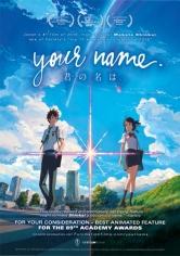 Kimi No Na Wa (Your Name) (2016)