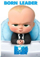 The Boss Baby (El Bebé Jefazo) poster
