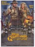 Allan Quatermain Y La Ciudad Perdida Del Oro - 1986
