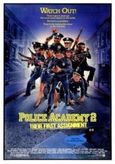 Loca Academia De Policía 2: Su Primera Misión (1985)