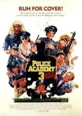 Loca Academia De Policía 3: De Vuelta A La Escuela (1986)
