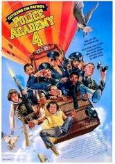 Loca Academia De Policía 4: Los Ciudadanos Se Defienden (1987)