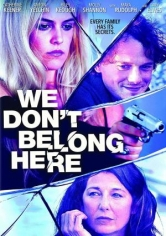 We Don't Belong Here (Nuestro Sitio) poster