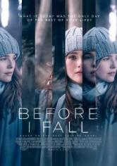 Before I Fall (Si No Despierto) (2017)