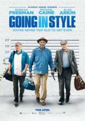Going In Style (Un Golpe Con Estilo) 2017 (2017)