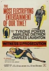 Witness For The Prosecution (Testigo De Cargo) (1957)