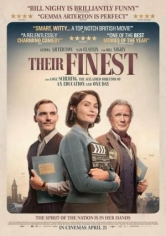 Their Finest (Su Mejor Historia) (2016)