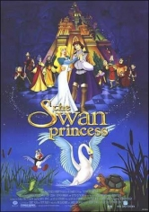 The Swan Princess (La Princesa Encantada) (1994)