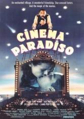 Cinema Paradiso (Cinema Paraíso) (1988)