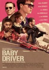 Baby Driver (El Aprendiz Del Crimen (2017)