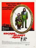 Escape Del Planeta De Los Simios - 1971