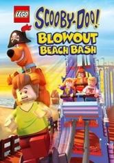 Lego Scooby-Doo! Fiesta En La Playa (2017)