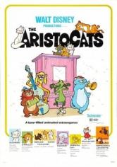 The Aristocats (Los Aristogatos) (1970)
