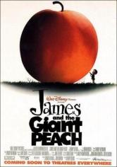 James Y El Melocotón Gigante (1996)