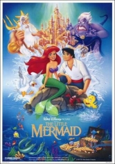 The Little Mermaid (La Sirenita) (1989)