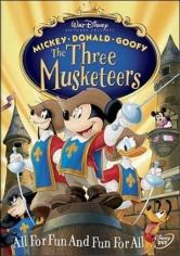 Mickey, Donald Y Goofy: Los Tres Mosqueteros (2004)