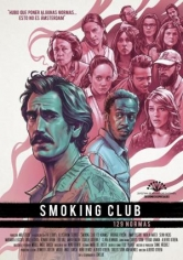 Smoking Club 129 Normas poster