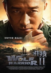 Zhan Lang 2 (Wolf Warrior 2) poster