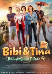 Bibi And Tina: Tohuwabohu Total poster
