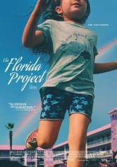 The Florida Project (El Proyecto Florida) poster