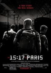15:17 Tren A París (2018)