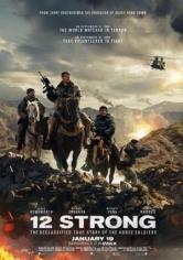 12 Strong (Tropa De Héroes) (2018)