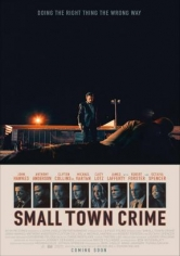 Small Town Crime poster