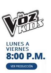 La Voz Kids 2018