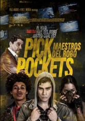 Pickpockets (Carteristas) poster