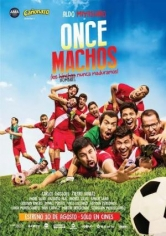 Once Machos poster