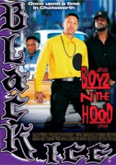 Official Boys N The Hood Parody poster