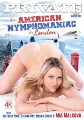 An American Nymphomaniac In London poster