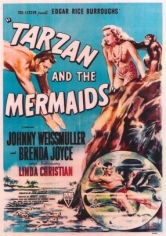 Tarzan And The Mermaids(Tarzan Y Las Sirenas) poster