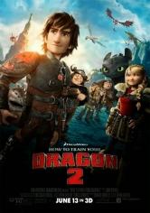 Como Entrenar A Tu Dragon 2 (2014)