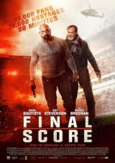 Final Score (Atentado En El Estadio) poster