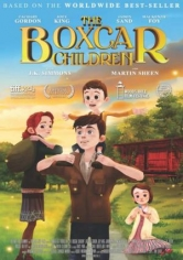The Boxcar Children: Surprise Island poster