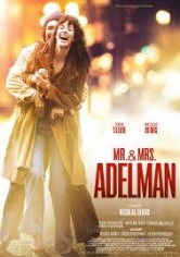 Mr & Mme Adelman poster