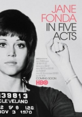 Jane Fonda In Five Acts (Jane Fonda En Cinco Actos) poster