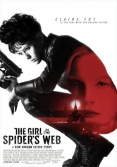 The Girl In The Spider's Web (La Chica En La Telaraña) poster