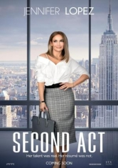 Second Act (Jefa Por Accidente) poster