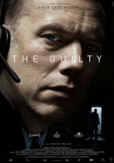 Den Skyldige (The Guilty) poster
