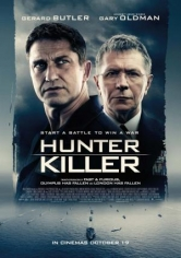 Hunter Killer (Misión Submarino) (2018)
