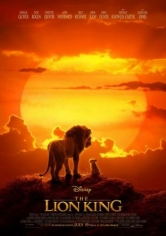 The Lion King (El Rey León) poster
