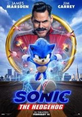 Sonic The Hedgehog (Sonic, La Película) (2020)