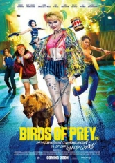 Birds Of Prey (Aves De Presa) poster